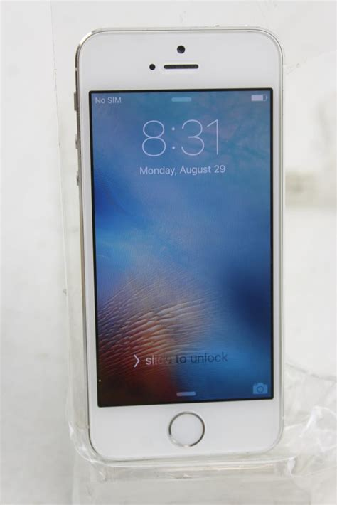 iphone 5s sprint apple iphone 5s 16gb sprint property room