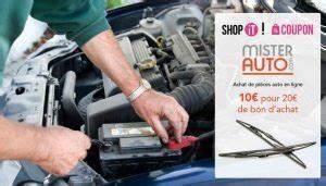Code Promo Mister Auto : r duction mister auto 10 le bon d 39 achat de 20 ~ Medecine-chirurgie-esthetiques.com Avis de Voitures