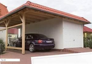 Garage Mit Carport : carport garage mit carport arnst dter montage service ug co kg ams ~ Orissabook.com Haus und Dekorationen
