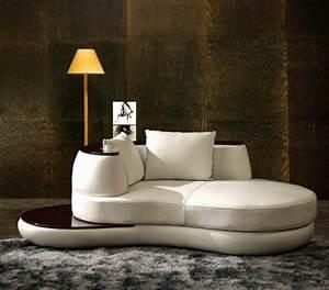 le canape d39angle arrondi comment choisir la meilleure With tapis de course avec canapé salon angle