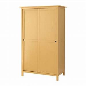 Ikea Armoire Porte Coulissante : hemnes armoire 2 portes coulissantes jaune ikea ~ Nature-et-papiers.com Idées de Décoration