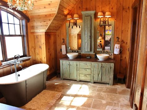 western bathroom decorating ideas muskoka lakeside country estate with boathouse