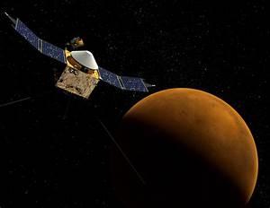 MAVEN at Mars | NASA