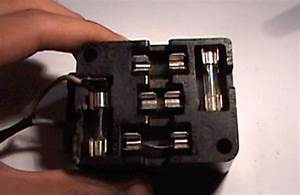 How To Repair A Rusty Fuse Box On A Classic Car  Mustang