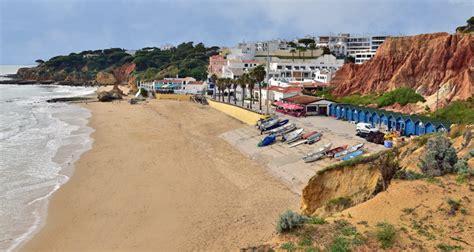 olhos de agua algarve portugal  tourist guide fully