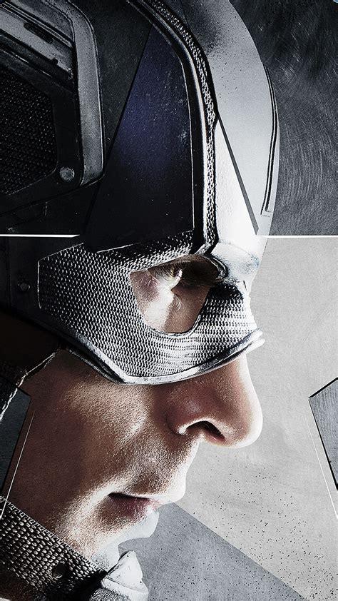 papersco iphone wallpaper  captain america marvel