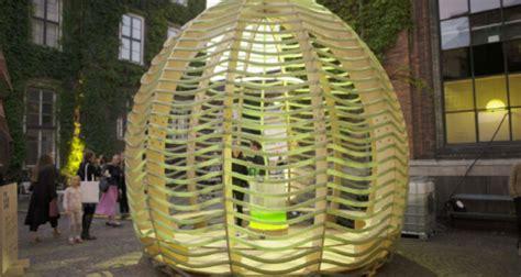 ikeas future living lab designs algae dome  produces