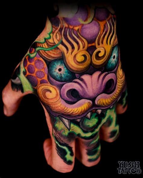 japanese hand tattoo  atyushitattoo  atgurutattoo