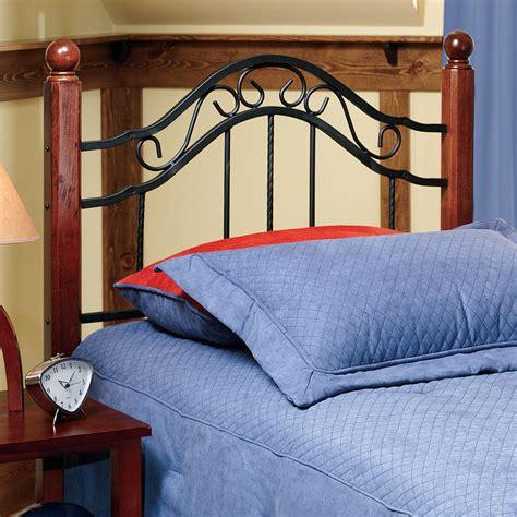 hillsdale metal beds twin madison headboard furniture