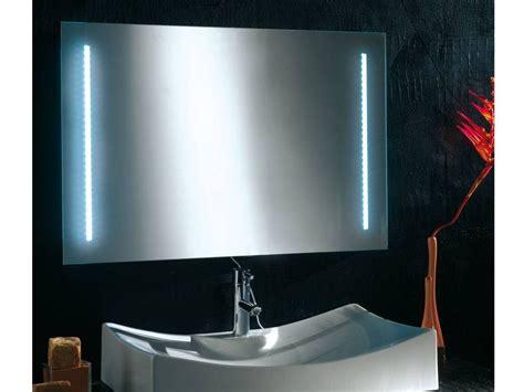 specchi arredo bagno specchio retro illuminato arredo bagno aiko