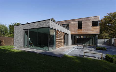 constructeur maison bois contemporaine maison moderne