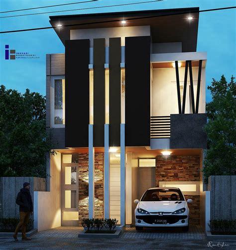 desain rumah minimalis modern  lantai denpasar