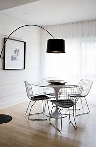 Arc Floor Lamp - Contemporary - dining room - Toronto