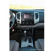 2012 Toyota Tacoma Baja Interior Dashboard Picture