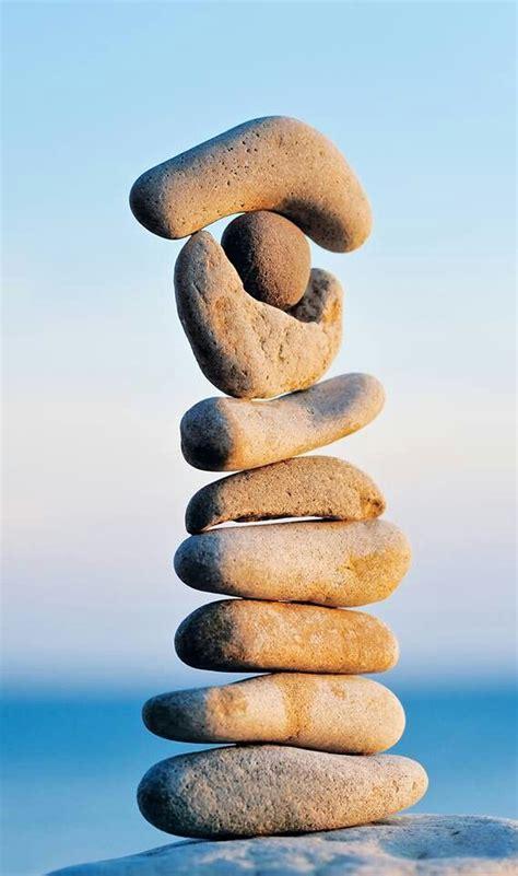 symbolism of rocks balance spiritual love pinterest