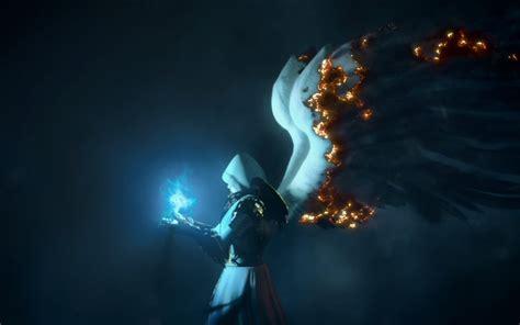 light angels video games wings fire heroes magic heroes of