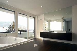 Erdgeschoss Fenster Sichtschutz : badezimmerfenster modelle mit sichtschutz ~ Markanthonyermac.com Haus und Dekorationen