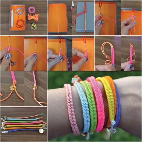 diy braided fishtail bracelet