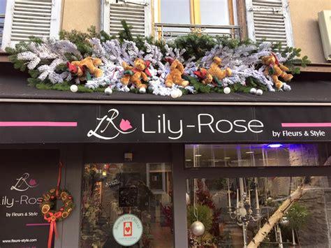 decoration de magasin pour noel d 233 coration d int 233 rieur et d ext 233 rieur pour les f 234 tes de no 235 l villefranche 69400 fleuriste 224