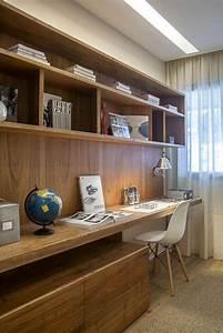 Meuble Pour Bureau : choisissez un meuble bureau design pour votre office la maison ~ Teatrodelosmanantiales.com Idées de Décoration