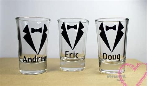Best 25+ Wedding Shot Glasses Ideas On Pinterest