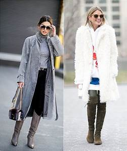 How to Wear High Boots Streetstyle from New York Fashion Week Fall/Winter 2016-2017   Cinefog