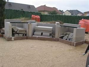 Construire Barbecue Beton Cellulaire : les travaux construction d 39 une maison individuelle ~ Dailycaller-alerts.com Idées de Décoration