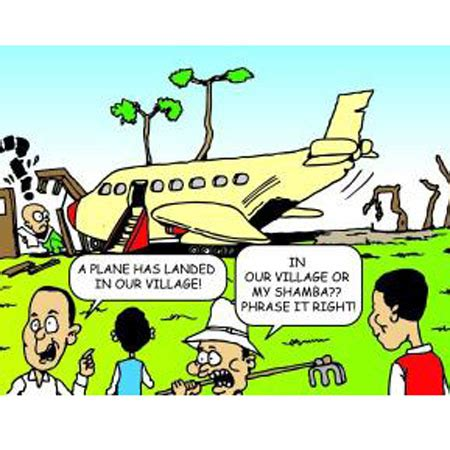 Boat Crash Uganda by Ugandans Celebrate Crash Landing Planes As Farmers Sue For