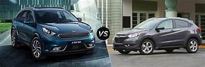 2017 Kia Niro Vs 2017 Honda Hr