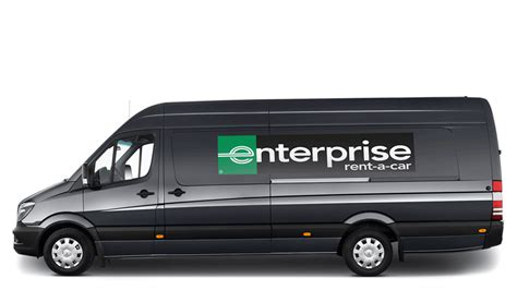mercedes sprinter cer van van hire van rental from enterprise rent a car