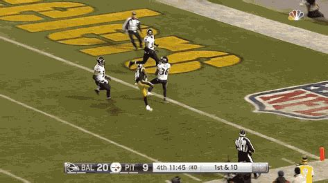 Video: Ben Roethlisberger With YOLO Bomb To Antonio Brown ...