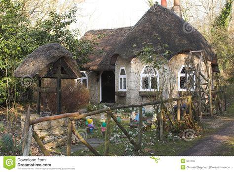 Fairytale Cottage Stock Images Image 601494
