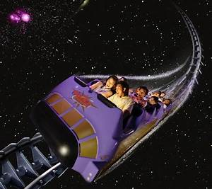 Space Mountain Mission 2 People On Car - Pics about space