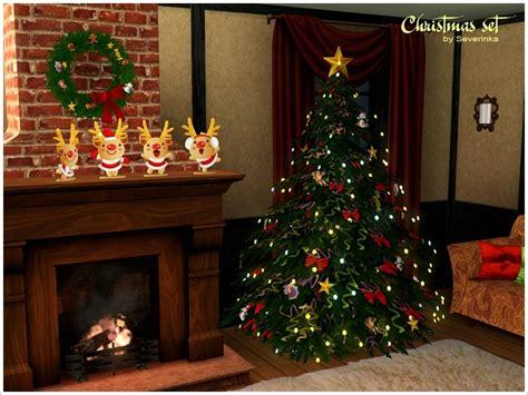 sims 3 weihnachten download severinka s set