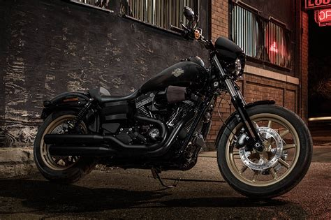 2016 Harley-davidson Cvo Pro Street Breakout And Low Rider