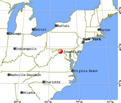 inwood west virginia wv profile population maps real