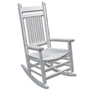 white slat rocking chair rta rocking chairs