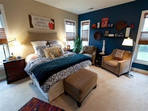 black bedroom decorating ideas blue  white bedroom