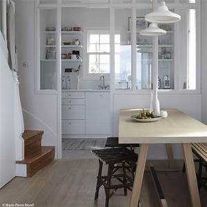 idee amenagement petite surface maison design bahbecom With amenagement cuisine petite surface