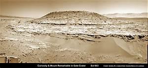 Curiosity Captures Stunning New Mount Sharp Panorama 'On ...