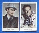 Gustav Diessl 1934 Massary Caid Film Star Cigarette Cards ...