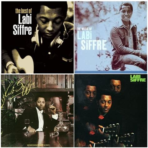 Queer Music Heritage  The Blog Labi Siffre Something