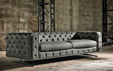 Upholstered Sofa By Thonet Design Christian Werner