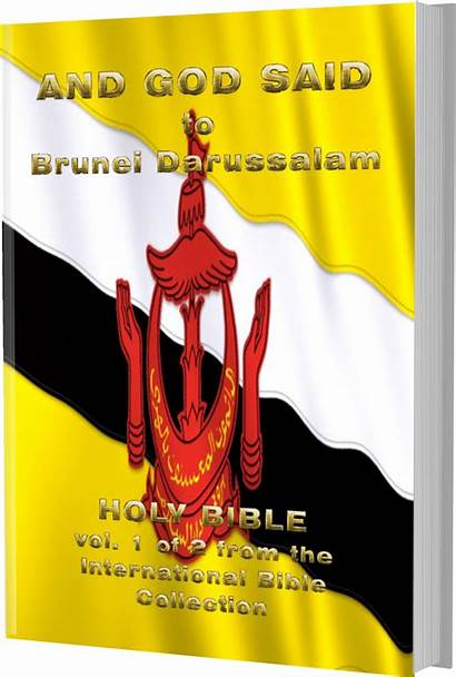 Bible Brunei Holy God Author International Vol