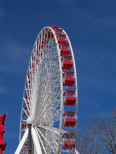 Maybe you would like to learn more about one of these? Navy Pier ferris wheel, Chicago | Places to travel, Places ...