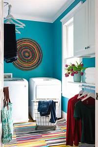 10 Easy Budget Friendly Laundry Room Updates HGTV39s