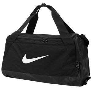 nike brasilia small duffel bag sports soccer football