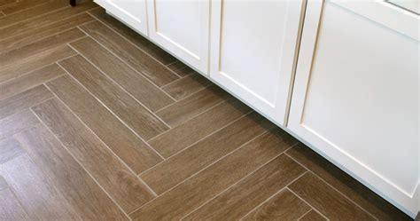 Vinyl Kitchen Flooring Ideas - tile that looks like wood vs hardwood flooring home remodeling contractors sebring design build