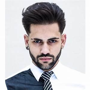 Hairstyle 2017 Boy With Beard Hairstyles Wordplaysalon