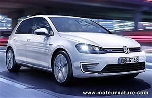 Volkswagen Hybride Rechargeable : volkswagen golf gte hybride rechargeable la gti verte ~ Melissatoandfro.com Idées de Décoration